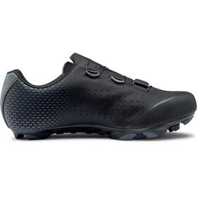 Northwave Origin Plus 2 Wide Shoes Men, black/anthracite